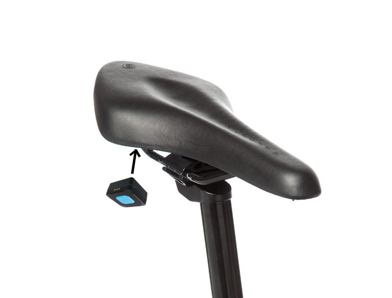 Wireless E-bike Saddle Tracker