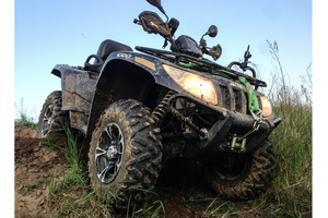 Covert Quad Bike Tracker