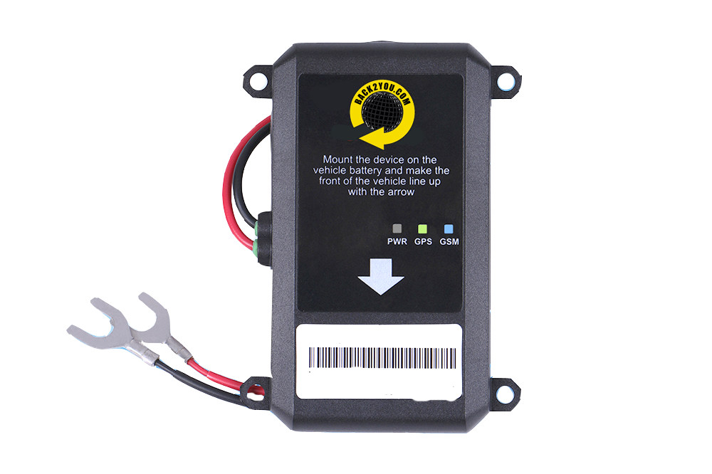 bty quick install gps tracker