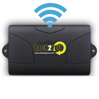 Back2You Self Contained Caravan and Motorhome GPS Tracker Logo