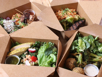 Individual Lunch Boxes