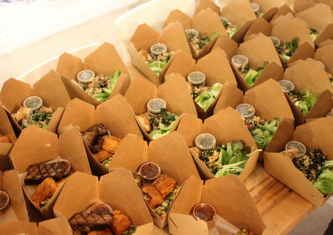 Lunch Box catering