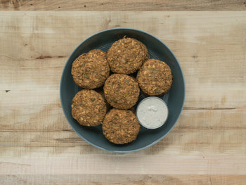 Spicy Piri-Piri Falafel *NEW* (Vegan)