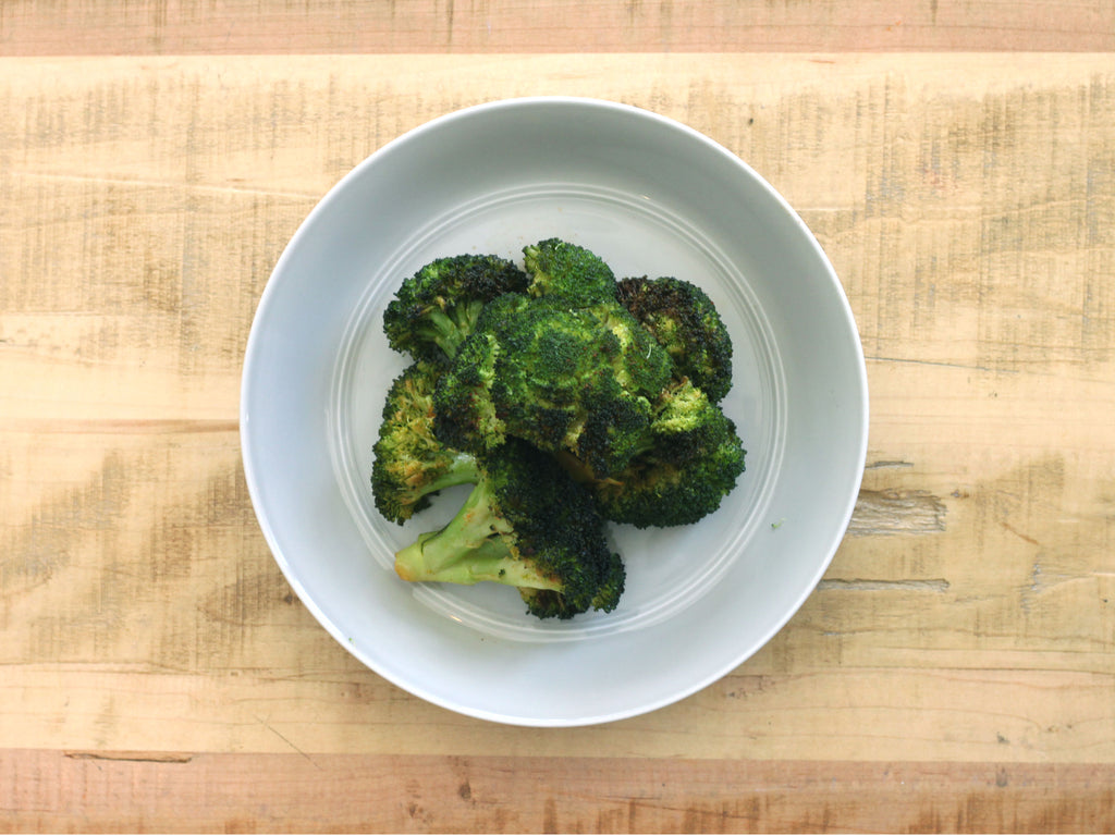 Roasted Chili Broccoli