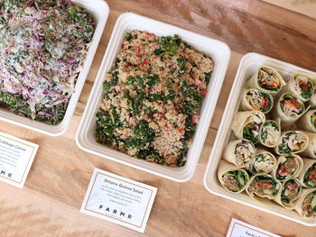 Wraps & Salads *NEW*