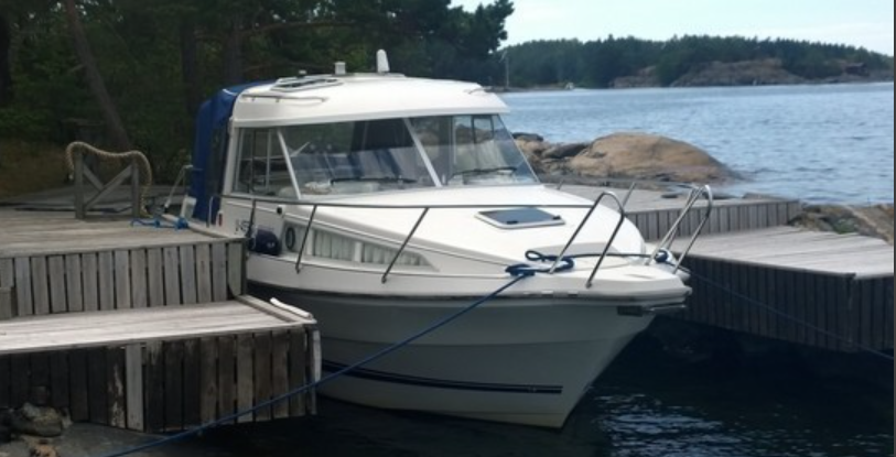 Marex 280 Holiday + Yanmar 200
