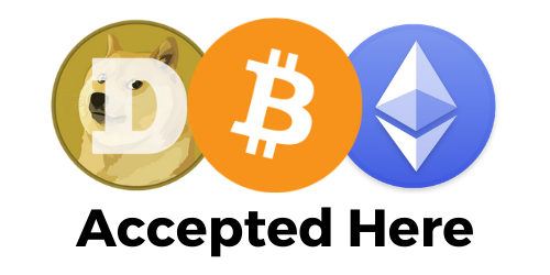 The Only Roses accepts Bitcoin, Ethereum, Dogecoin, and USDC. Please choose CoinPayments as your payment method at checkout.