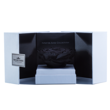 Load image into Gallery viewer, Black Mega Preserved Rose | Swing Opening Box - The Only Roses