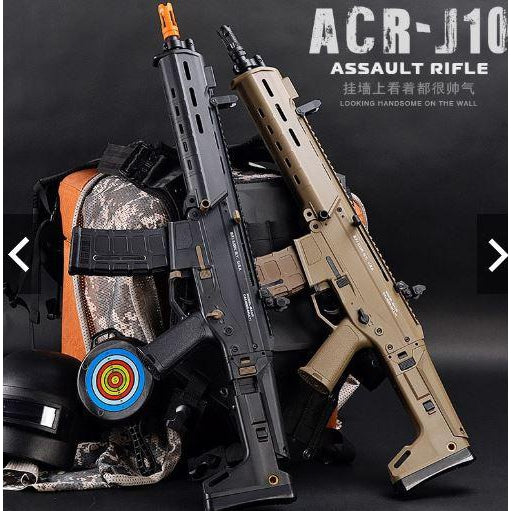ACR J10 Rifle Black or Tan GEL BLASTER 7.4v Battery Standard.