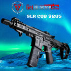 SLR – CQB Gel Blaster (BLACK OR TAN 11.1v Battery.