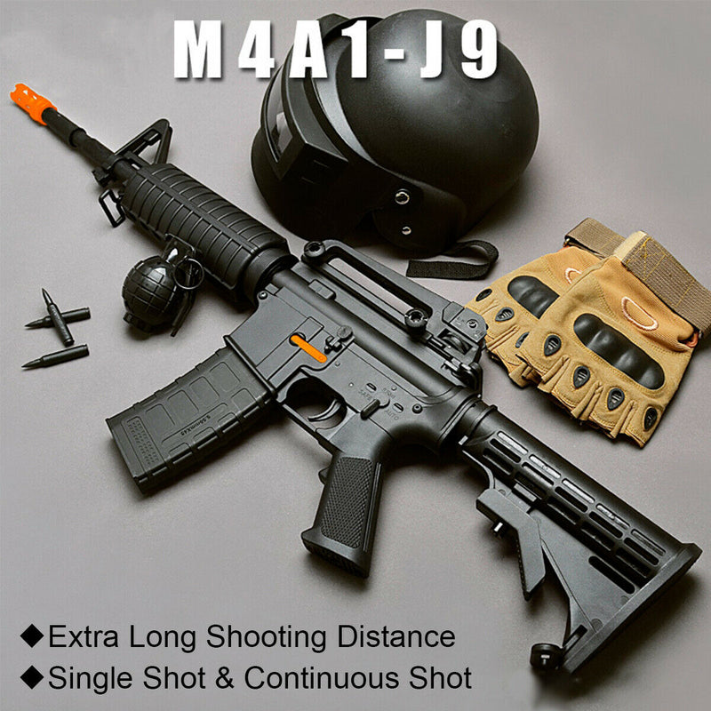 M4 Gen 9 Rifle- GEL BLASTER. Standard 7.4V Battery.