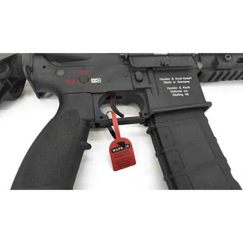 LDT HK416D V3 Gel Blaster & HK CARRY BAG Standard 7.4V Battery Special $274