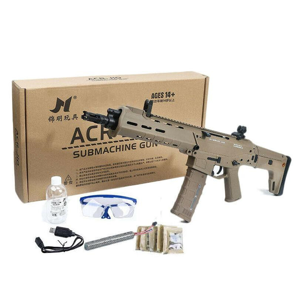 On Special - ACR J10 Rifle Black or Tan GEL BLASTER 7.4v Battery Standard.