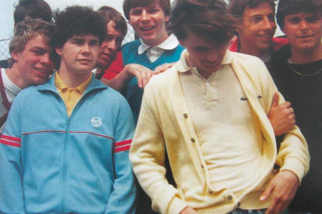 Casual subculture:when fashion and football 'met'
