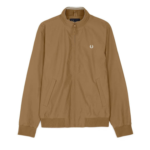 Fred Perry Bretham Jacket Bronze
