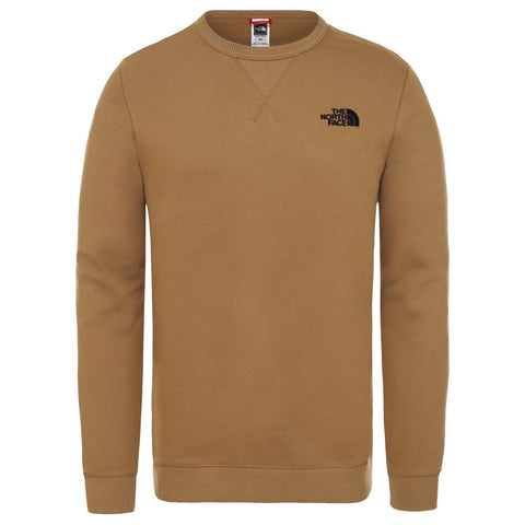 North Face Street Fleece Pullover Brown/Black