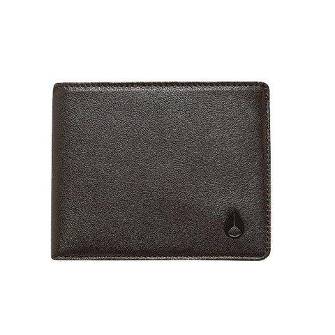 Nixon Arc Bi-fold Wallet Brown