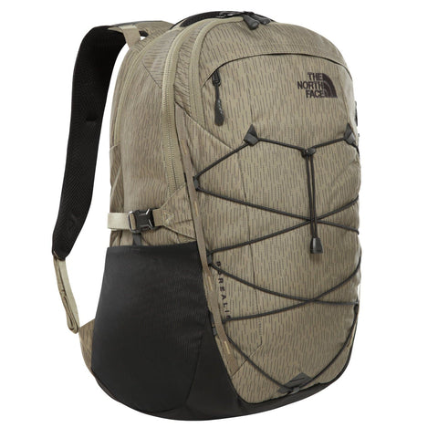 North Face Borealis Backpack Frente 3/4
