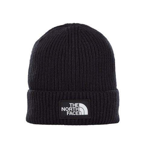 The North Face TNF Logo Box Beanie Navy