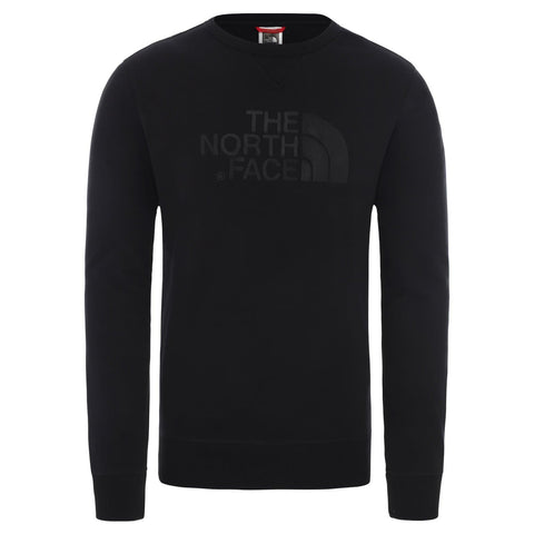 North Face Drew Peak Light Sweat Preto Frente