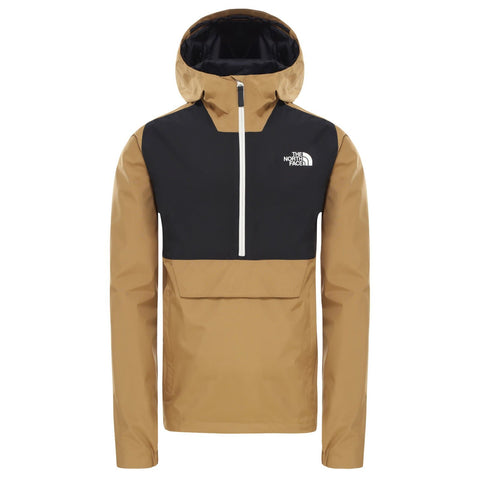 The North Face Waterproof Fanorak Brown/Black
