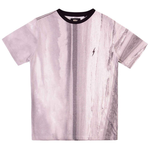 Lightning Bolt Halves T-Shirt Multicolor