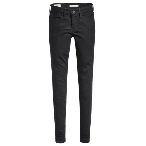 Levi's 710 Innovation Super Skinny Jeans Black