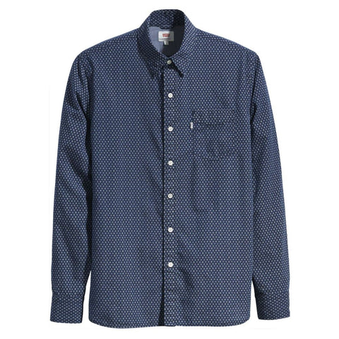 Levi's Sunset 1 Pocket Shirt Springhaas