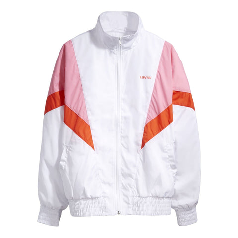Levi's Reese Windbreaker White