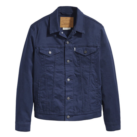 Levi's The Trucker Jacket Navy