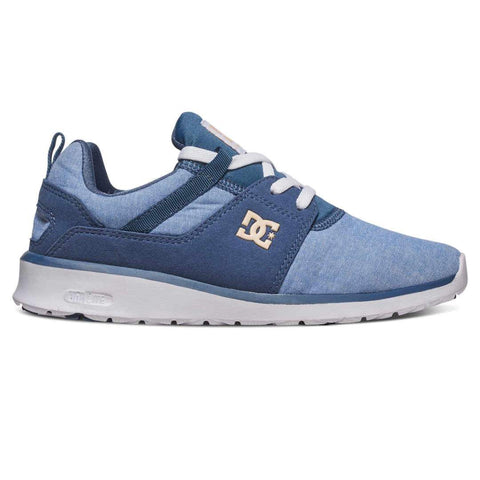 DC Heathrow SE Navy/White