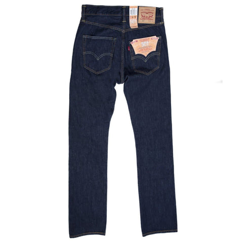 Levi's 501 Original Fit 5 Pocket Pants Onewash