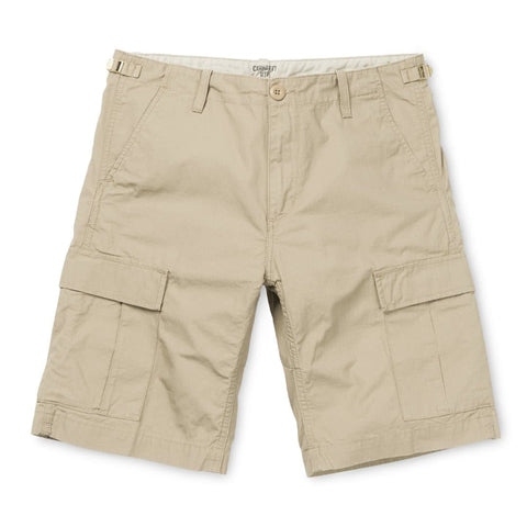 Carhartt Aviation Short Leather Rinsed