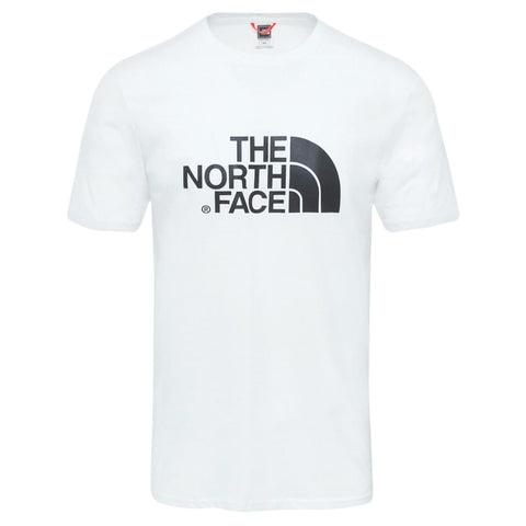 The North Face Easy T-Shirt White/Black