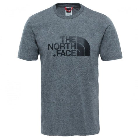 The North Face Easy T-Shirt Grey/Black