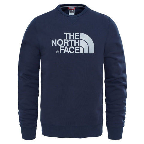 The North Face Drew Peak Crew Sweat Navy