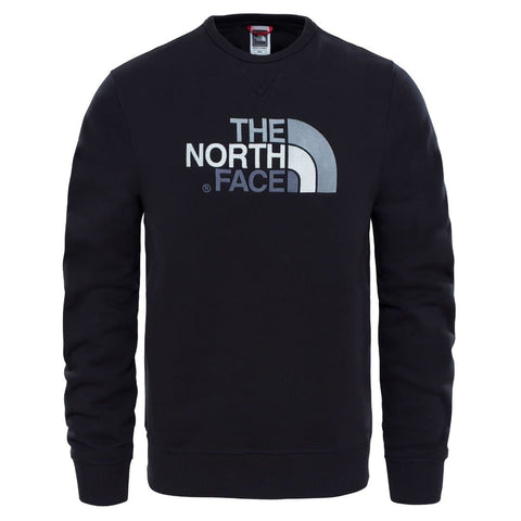The North Face Drew Peak Crew Sweat Black
