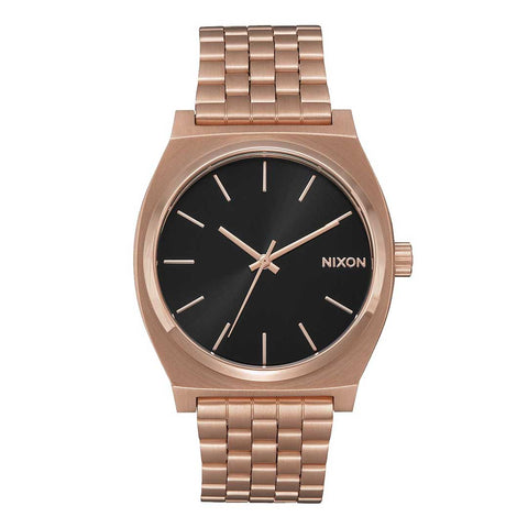 Nixon Time Teller All Rose Gold/Black Sunray