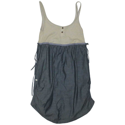Supremebeing Pouch Dress Grey