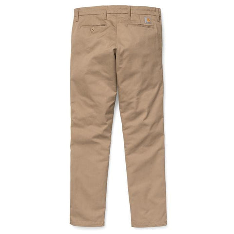 Carhartt WIP Sid Pant Leather