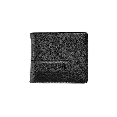 Nixon Showtime Bi-fold Wallet Black