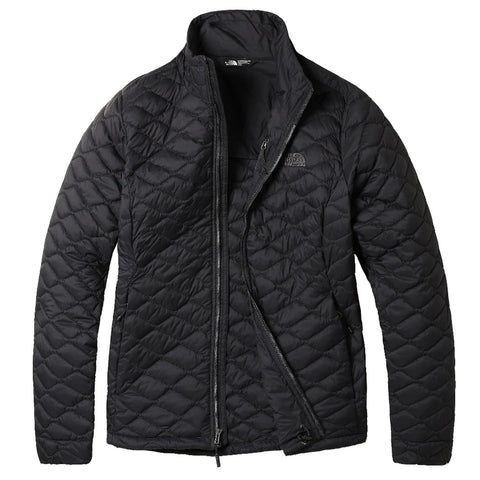 North Face Thermoball Jacket Black