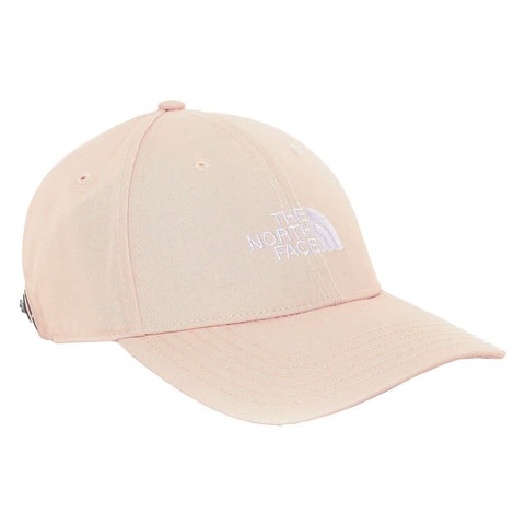 The North Face Recycled 66 Classic Hat em Bleached Sand. Foto de frente a 3/4.
