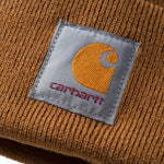 Carhartt Short Watch Hat Hamilton Brown