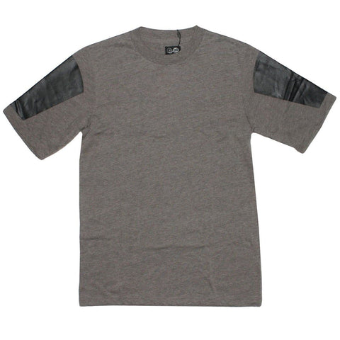 Cheap Monday Screen T-Shirt Grey Melange