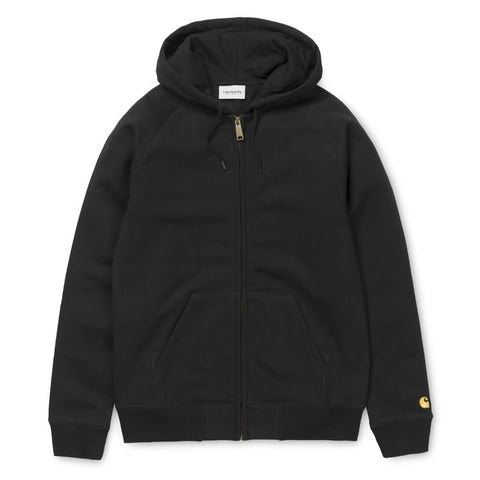 Carhartt Chase Jacket Black/Gold