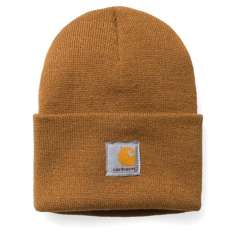 Carhartt Acrylic Watch Hat Hamilton Brown