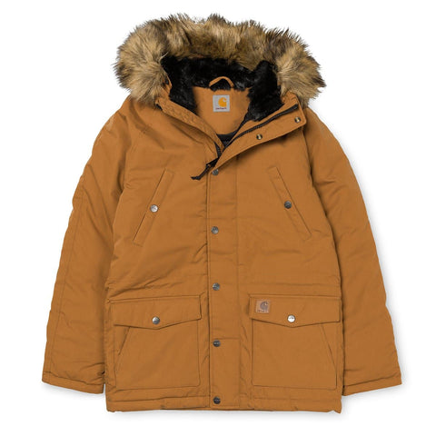Carhartt Trapper Parka Hamilton Brown/Black
