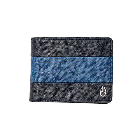 Nixon Arc Bi-fold Wallet Indigo/French Blue