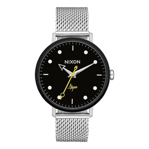 Nixon Medium Time Teller Black/Abysse